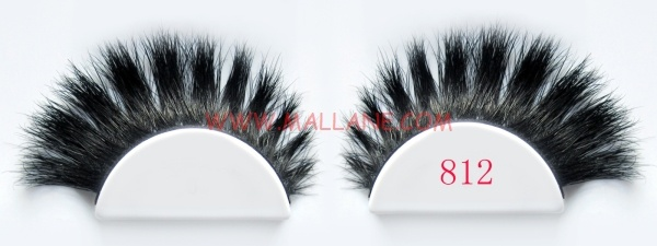 Horse Hair Strip Lashes 812