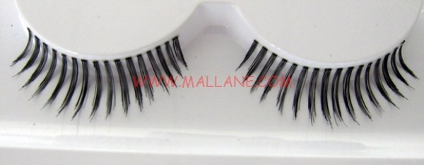 Human Hair Strip Lashes 008