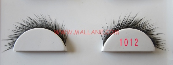 Real Mink Strip Lashes 1012