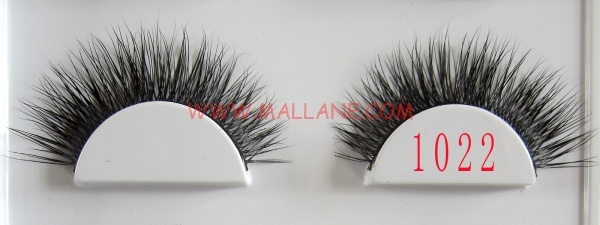 Real Mink Strip Lashes 1022