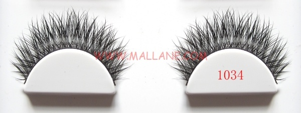 Real Mink Strip Lashes 1034