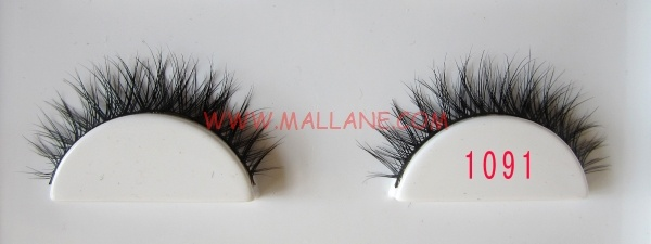Real Mink Strip Lashes 1091