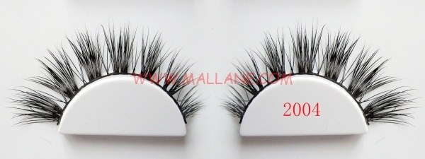 Real Mink Strip Lashes 2004