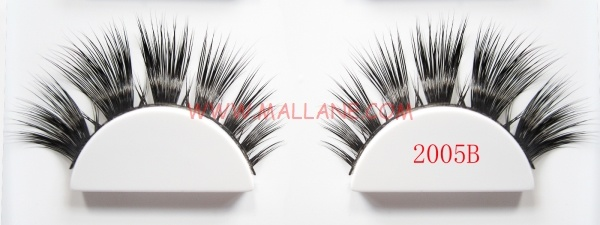 Real Mink Strip Lashes 2005B