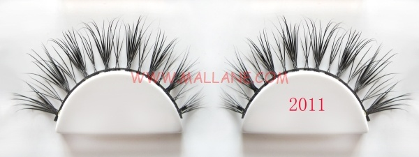Real Mink Strip Lashes 2011