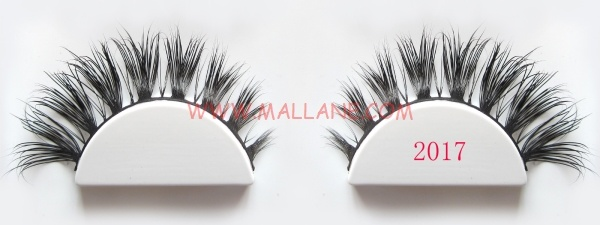 Real Mink Strip Lashes 2017