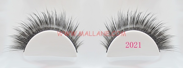 Real Mink Strip Lashes 2021