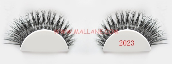 Real Mink Strip Lashes 2023