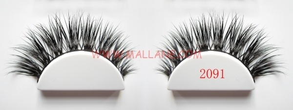 Real Mink Strip Lashes 2091