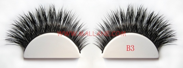 Real Mink Strip Lashes B3