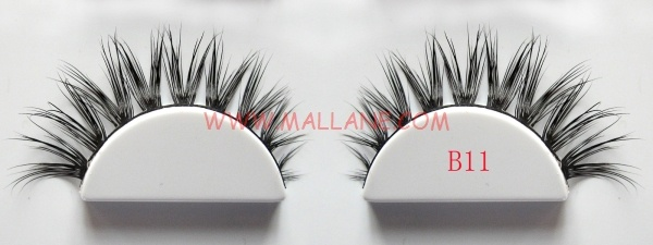 Real Mink Strip Lashes B11