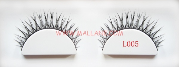 Real Mink Strip Lashes L005