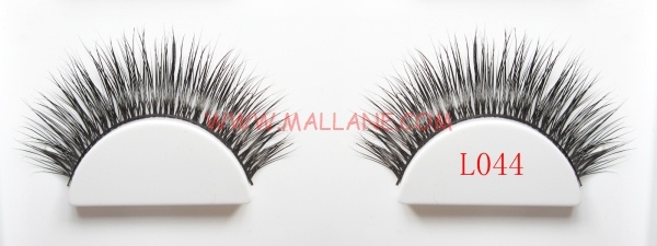 Real Mink Strip Lashes L044