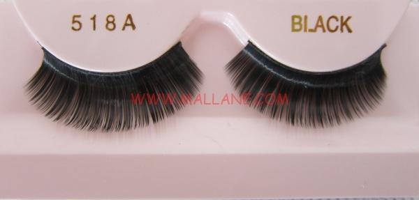Synthetic Strip Lashes 518A