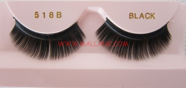 Synthetic Strip Lashes 518B