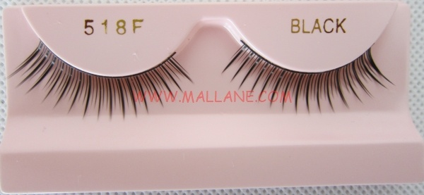 Synthetic Strip Lashes 518F