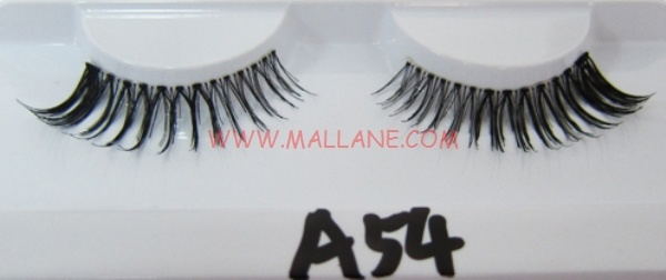 Synthetic Strip Lashes A54