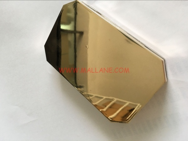 Golden Silver Tray P10