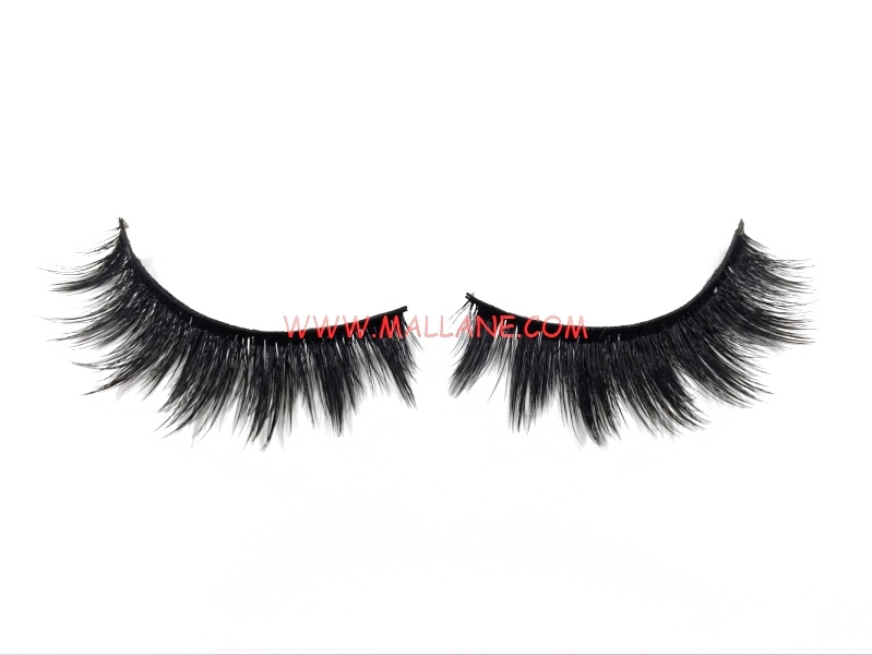 3D Style Faux Mink Strip Lashes T12