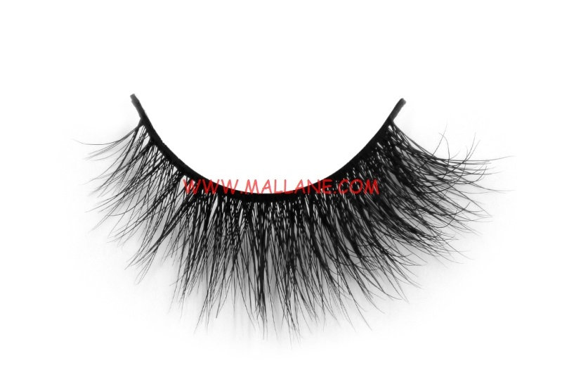 3D Style Mink Strip Lashes SD002
