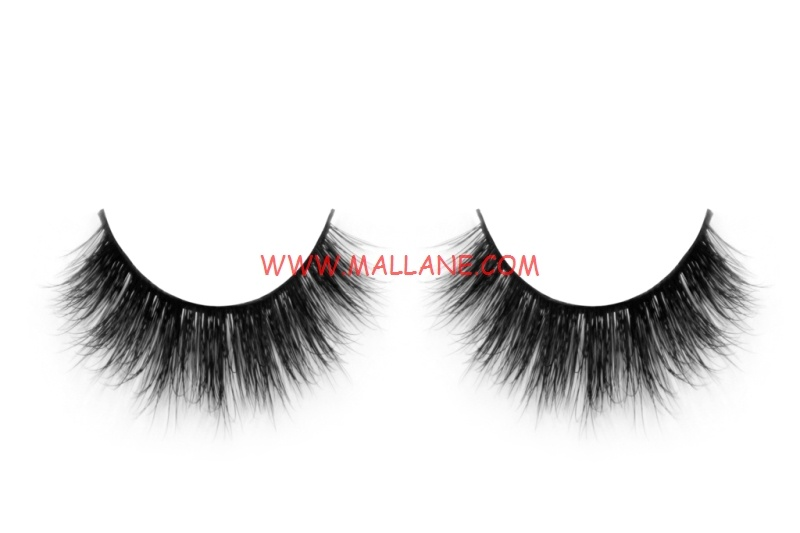3D Style Mink Strip Lashes SD003