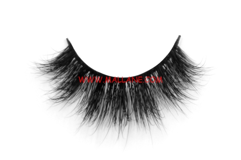 3D Style Mink Strip Lashes SD006