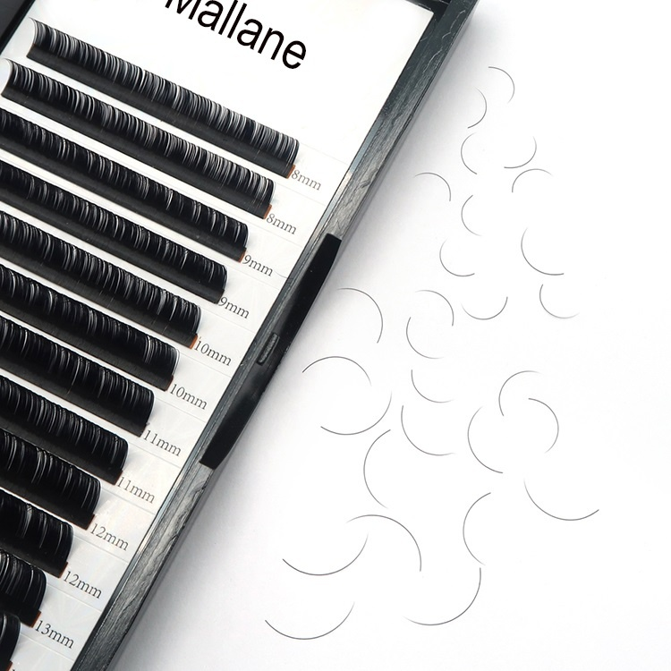 Silk Lashes Individual Eyelash Extensions Manufacturer