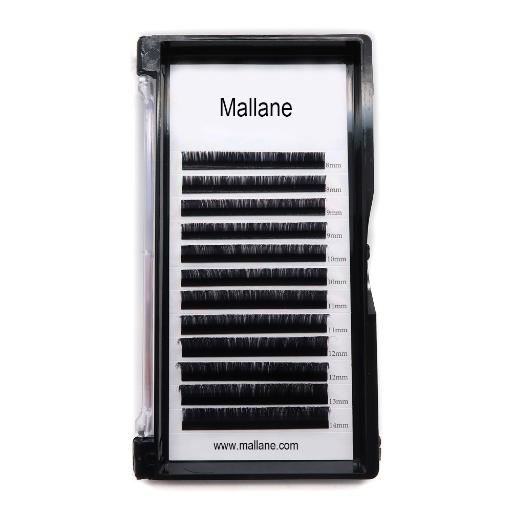 Semi Permanent Eyelash Wholesale Silk Eyelash Extension