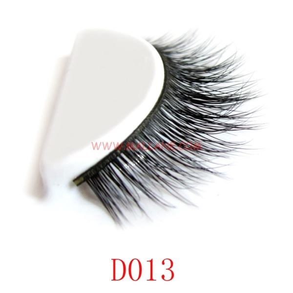 3D Style Mink Strip Lashes D1013