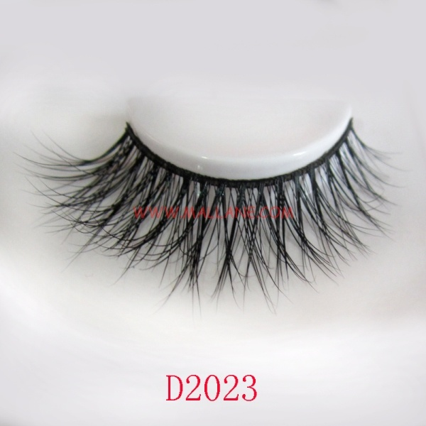 3D Style Mink Strip Lashes D2023