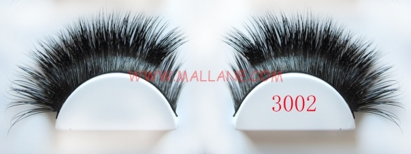 Double Layer Mink Strip Lashes 3002