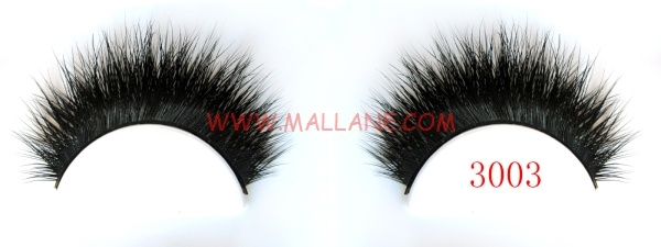 Double Layer Mink Strip Lashes 3003