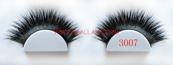 Double Layer Mink Strip Lashes 3007