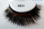 Luxury Sable Fur Strip Lashes ME31