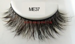 Luxury Sable Fur Strip Lashes ME37