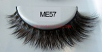 Luxury Sable Fur Strip Lashes ME57