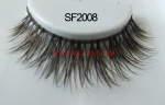 Luxury Sable Fur Strip Lashes SF2008
