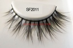 Luxury Sable Fur Strip Lashes SF2011
