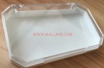 White Color Tray P08