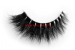 3D Clear Band Mink Strip Lashes SC14