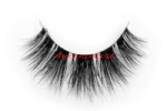 3D Clear Band Mink Strip Lashes SC19