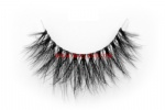3D Clear Band Mink Strip Lashes SC29