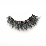 Fake Eyelashes Private Label Synthetic Silk Lashes